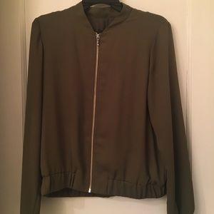 3/$20✨NWT Bomber Jacket